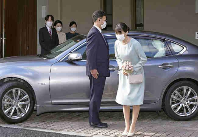 Prinzessin Mako Yillarca bekledikten sonra evlendi!