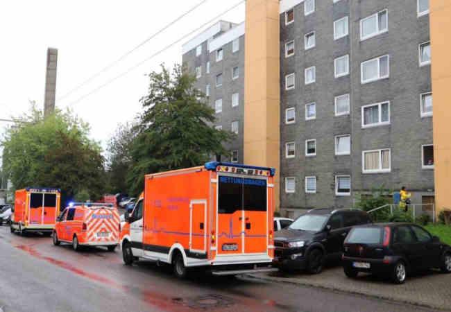 Almanyanin Solingen,de 27 yasindaki anne 5 cocugunu öldürdü