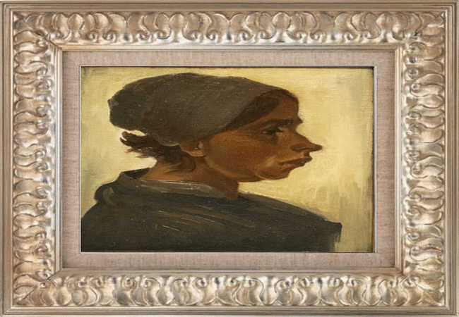 Ünlü Ressam Van Gogh'un tablosu 1,6 milyon euroya Satildi