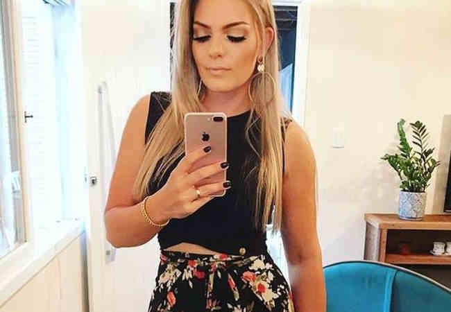 model Jessyca Egle kafasına vurularak ölü bulundu