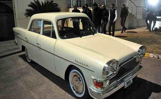 ilk yerli Devrim otomobili ne zaman yapildi