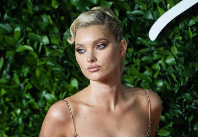 Model Elsa Hosk ciplak fotograf icin sert elestiri aldi