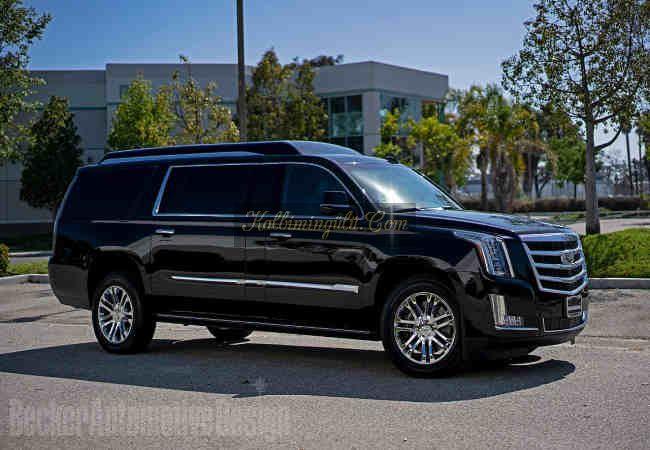 Sylvester Stallone Cadillac Escalade ESV geri satiyor