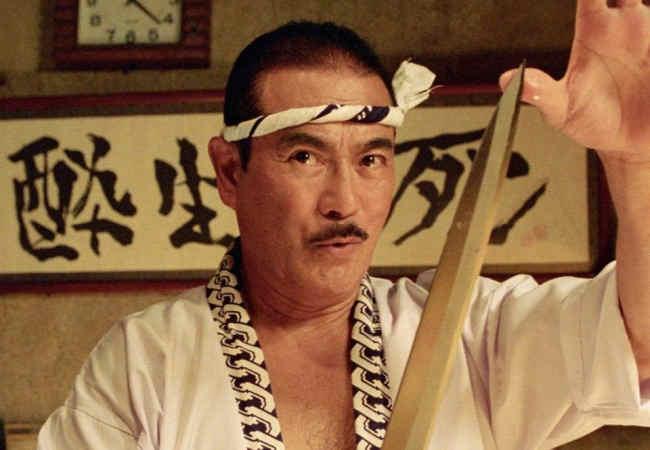 Kill Bill'in dovus hocasi Sonny Chiba Covid 19 oldu.