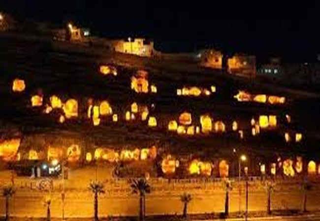 urfa'daki ölüler tapinagi ziyaretci'lere aciliyor