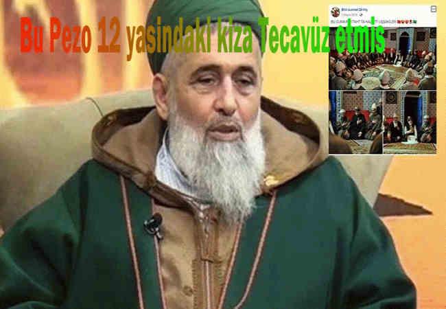 Cübbeli Eyup Fatih Sagban Cocuga tecavuz etmis