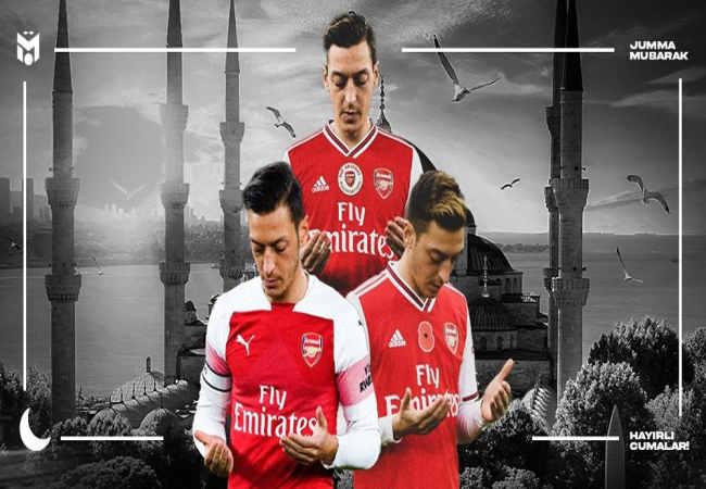 Mesut Özil Fenerbahçe'ye girmek icin dua ediyor