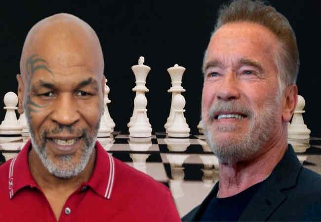 Düelloda,da kim yener Terminatör,mü Mike Tyson,mi?