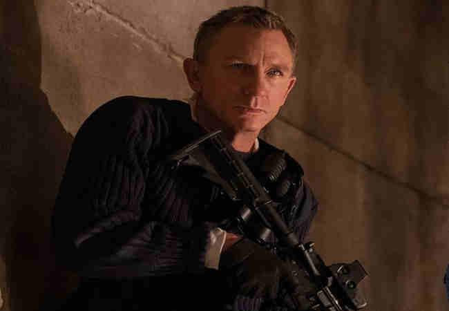 Daniel Craig James Bond bes film icin her seyini verdi