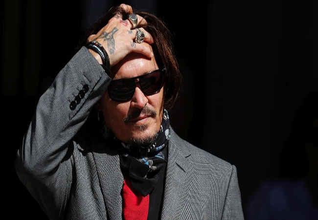 Johnny Depp: İflastan sonra itirazi reddedildi