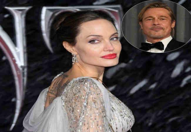Angelina Jolie ve Brad Pitt Boşanmasının Ortasında Kaldi