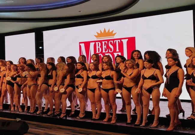 Best Model Türkiye seçimlerinde Modeller sanal medyada alay oldu. Magazin haberler